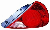 2000-2004 Kia Spectra Tail Light Rear Lamp - Right (Passenger)