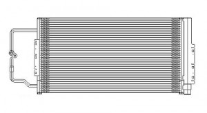 2005-2008 Pontiac Grand Prix A/C (AC) Condenser