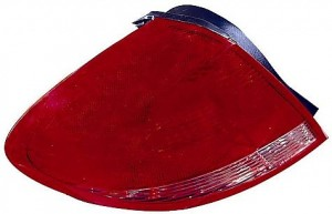 2004-2007 Ford Taurus Tail Light Rear Lamp - Left (Driver)