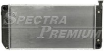 1999 - 2000 Cadillac Escalade EXT Radiator (5.7L V8 + Without EOC)