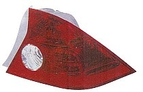 2004 - 2005 Honda Civic Rear Tail Light Assembly Replacement (Coupe + Quarter Panel Mounted + without Bulbs or Sockets) - Right (Passenger)