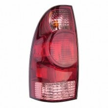 2005-2008 Toyota Tacoma Tail Light Rear Lamp - Left (Driver)