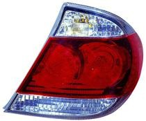 2005 - 2006 Toyota Camry Rear Tail Light Assembly Replacement (USA + SE Model) - Right (Passenger)