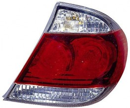 2005-2006 Toyota Camry Tail Light Rear Brake Lamp (USA / SE Model) - Left (Driver)