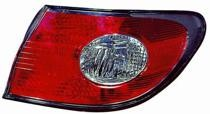 2002 - 2004 Lexus ES300 Rear Tail Light Assembly Replacement / Lens / Cover - Right (Passenger)