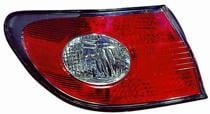 2002 - 2004 Lexus ES300 Tail Light Rear Lamp - Left (Driver)