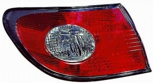 2002-2004 Lexus ES300 Tail Light Rear Lamp - Left (Driver)