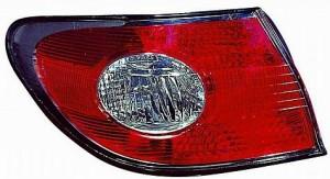 2002-2004 Lexus ES330 Tail Light Rear Lamp - Left (Driver)