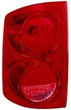 2005 - 2011 Dodge Dakota Rear Tail Light Assembly Replacement / Lens / Cover - Left (Driver)