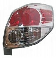2005 - 2008 Toyota Matrix Rear Tail Light Assembly Replacement / Lens / Cover - Right (Passenger)