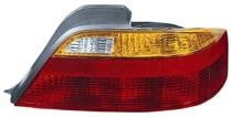 1999 - 2001 Acura TL Rear Tail Light Assembly Replacement / Lens / Cover - Right (Passenger)