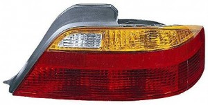 1999-2001 Acura TL Tail Light Rear Lamp - Right (Passenger)