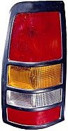 1999-2005 GMC Sierra Tail Light Rear Lamp - Left (Driver)