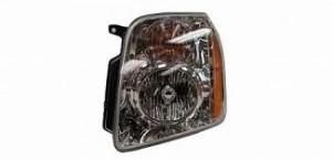 2007-2011 GMC Yukon XL Headlight Assembly - Left (Driver)