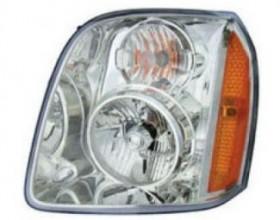 2007-2013 GMC Yukon (Full Size) Headlight Assembly - Left (Driver)