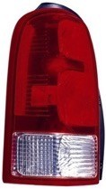 2005 - 2007 Pontiac Montana Rear Tail Light Assembly Replacement / Lens / Cover - Right (Passenger)