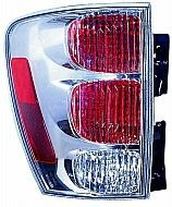2005-2009 Chevrolet (Chevy) Equinox Tail Light Rear Lamp - Left (Driver)
