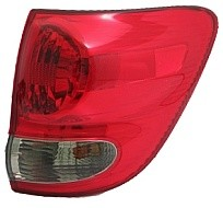 2005 - 2007 Toyota Sequoia Tail Light Rear Lamp - Right (Passenger)