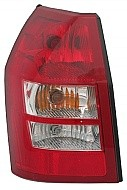 2005 - 2008 Dodge Magnum Rear Tail Light Assembly Replacement / Lens / Cover - Left (Driver)