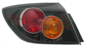 2004-2006 Mazda 3 Mazda3 Tail Light Rear Lamp (Hatchback) - Left (Driver)