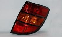 2003 - 2008 Pontiac Vibe Rear Tail Light Assembly Replacement (LS + HSG) - Right (Passenger)