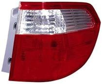2005 - 2007 Honda Odyssey Rear Tail Light Assembly Replacement / Lens / Cover - Right (Passenger)