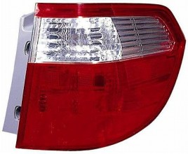 2005-2007 Honda Odyssey Tail Light Rear Lamp - Right (Passenger)