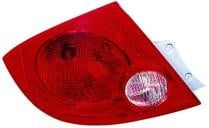 2005 - 2010 Chevrolet Chevy Cobalt Rear Tail Light Assembly Replacement (Sedan) - Left (Driver)