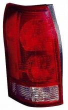 2002-2007 Saturn Vue Tail Light Rear Lamp - Left (Driver)
