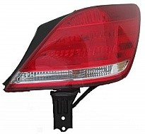 2005 - 2010 Toyota Avalon Rear Tail Light Assembly Replacement / Lens / Cover - Right (Passenger)