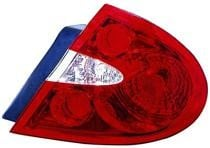 2005 - 2009 Buick LaCrosse Tail Light Rear Lamp - Right (Passenger)