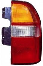1999-2003 Suzuki Grand Vitara Tail Light Rear Brake Lamp - Left (Driver)