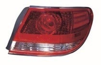 2005 - 2006 Lexus ES330 Tail Light Rear Lamp - Right (Passenger)