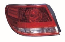 2005 - 2006 Lexus ES330 Rear Tail Light Assembly Replacement / Lens / Cover - Left (Driver)