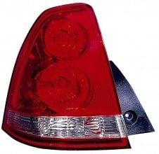 2004-2007 Chevrolet (Chevy) Malibu Maxx Tail Light Rear Lamp - Left (Driver)