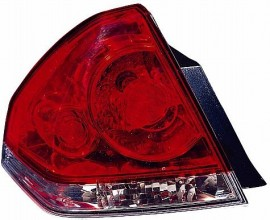 2006-2012 Chevrolet (Chevy) Impala Tail Light Rear Lamp - Left (Driver)