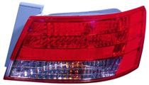 2006 - 2007 Hyundai Sonata Rear Tail Light Assembly Replacement (2.4L + 3.3L) - Right (Passenger)