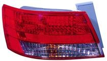 2006 - 2007 Hyundai Sonata Tail Light Rear Lamp (2.4L + 3.3L) - Left (Driver)