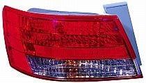 2006-2007 Hyundai Sonata Tail Light Rear Lamp (2.4L / 3.3L) - Left (Driver)