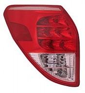 2006 - 2008 Toyota RAV4 Tail Light Rear Lamp - Left (Driver)