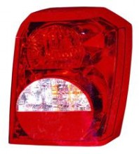 2007 Dodge Caliber Rear Tail Light Assembly Replacement / Lens / Cover - Right (Passenger)