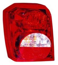 2007 Dodge Caliber Tail Light Rear Lamp - Left (Driver)