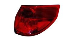 2006 - 2010 Toyota Sienna Tail Light Rear Lamp - Right (Passenger)