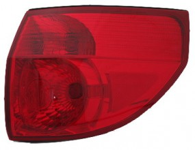 2006-2010 Toyota Sienna Tail Light Rear Lamp - Right (Passenger)