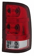 2007-2013 GMC Sierra Tail Light Rear Lamp - Right (Passenger)