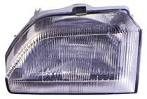 1990 - 1993 Acura Integra Fog Light Assembly Replacement Housing / Lens / Cover - Left (Driver)