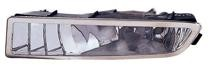 1999 - 2003 Acura TL Fog Light Lamp - Left (Driver)