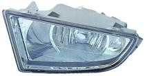 2001 - 2003 Acura MDX Fog Light Assembly Replacement Housing / Lens / Cover - Right (Passenger)