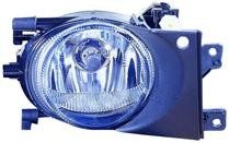 2001 - 2003 BMW 525i Fog Light Assembly Replacement Housing / Lens / Cover - Right (Passenger)