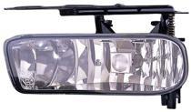 2002 - 2006 Cadillac Escalade EXT Fog Light Lamp - Left (Driver)
